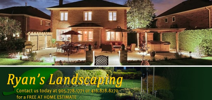 Ryan's Landscaping has been in the Landscaping trade since 1993 and have  expanded over the years - Ryan's Landscaping In Bradford Ontario